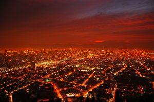contaminación lumínica trastorno bipolar