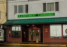 Venta de cannabis en Alaska